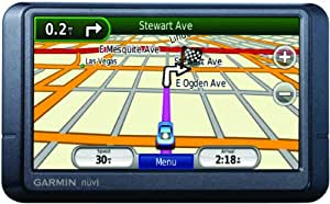 Garmin nuvi 255W/255WT 4.3-Inch Widescreen Portable GPS Navigator with Traffic (Discontinued by Manufacturer)