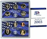 2003 united states mint proof set - 2003 S 10 Piece set Proof in original packaging from US mint Proof