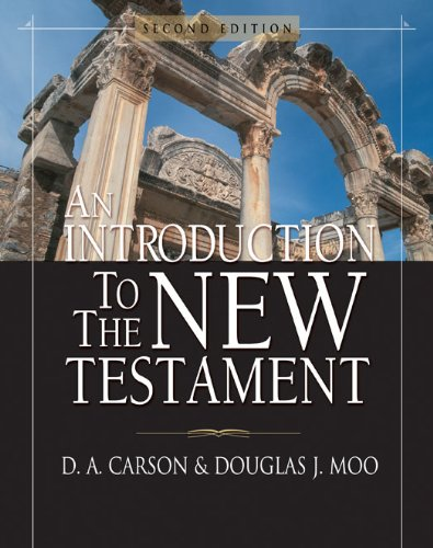 An Introduction to the New Testament cover
