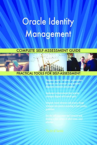 Amazon com: Oracle Identity Management Complete Self-Assessment