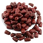 Gresorth-50pcs-Fake-Dried-Jujube-Decoration-Artificial-Date-Fruit-Home-Kitchen-Play-Food-Photography-Props