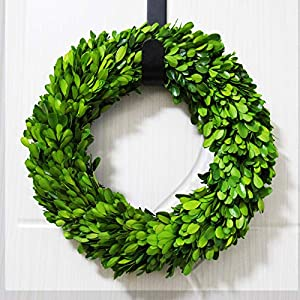 Tradingsmith Preserved Boxwood Wreath 12 in 27