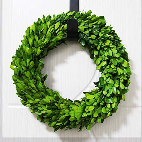 Fresh Wreath - Tradingsmith Preserved Boxwood Wreath 12 in