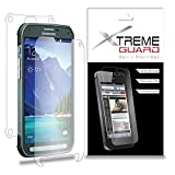XtremeGuard Full Body Screen Protector for Samsung Galaxy S5 Active (Ultra Clear)