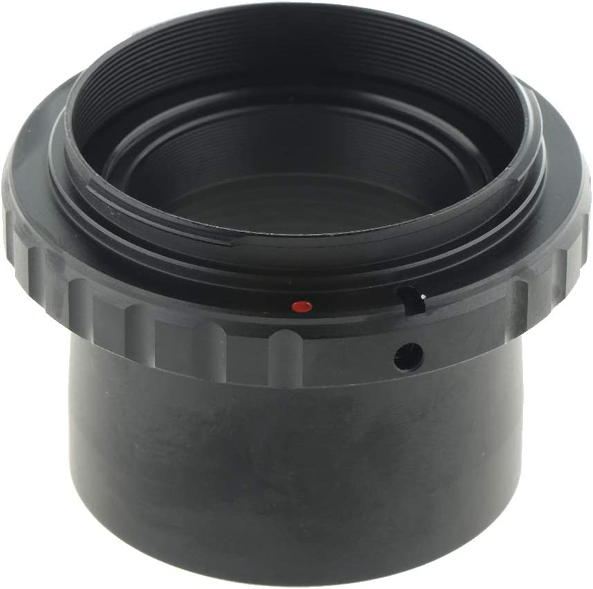 T-Mount T Ring for Canon DSLR Camera Bodies 450D 500D 550D 600D 1100D 2 inch to T2 M420.75 Telescope Eyepiece Mount Adapter