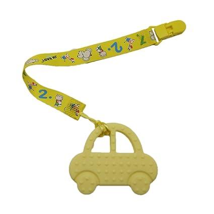 INCHANT Chupete clip para niños y niñas - unisex diseños con ...