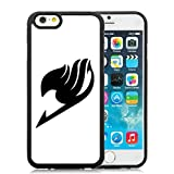 iPhone 6 Case,Fairy Tail 5 Black For iPhone 6(4.7) Case
