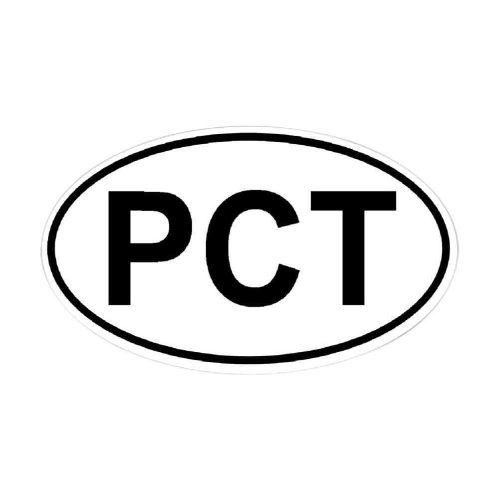 お待たせ! CafePress – Pacific Crest Trail ( ( PCT ) euro-styleステッカー ホワイト B00QH70OQK – オーバルバンパーステッカー、ユーロオーバル車デカール Small - 3x5 ホワイト 00165976043C784 Small - 3x5 ホワイト B00QH70OQK, 唐津市:c7bfbce2 --- mvd.ee