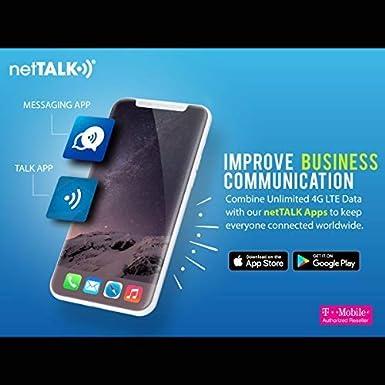 Amazon.com: netTALK Wireless (T-Mobile Authorized Reseller ...