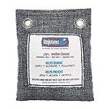 Bamboo Charcoal Air Purifying Bag (1 Pack), 200g Natural Air Freshener...