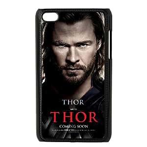 iPod Touch 4 Case Black Thor xjxi