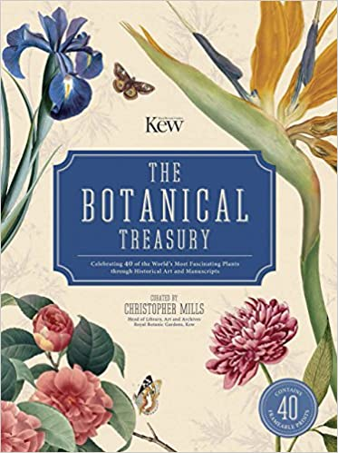 The Botanical Treasury: Celebrating 40 Of The Worldu0027s Most Fascinating  Plants Through Historical Art And Manuscripts Clamshell Box With Book And  Art Prints ...