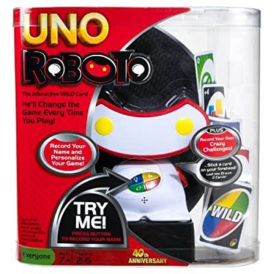 UNO Roboto Game: Toys & Games