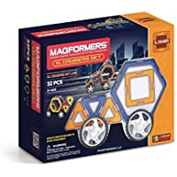 Magformers XL Cruisers Set (32-pieces) Magnetic...