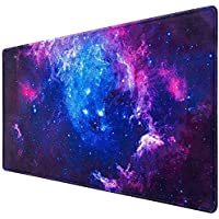 Gaming Mouse Pad, Canjoy Extended Mouse Pad, XXL Large Big Computer Keyboard Mouse Mat Desk Pad with Non-Slip Base and…
