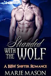 Stranded With the Wolf (A BBW Paranormal Romance) (The McCall Brothers' Trilogy Book 1)