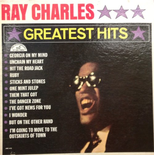 Ray Charles: Greatest Hits by ABC-Paramount