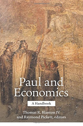 Read Online Paul and Economics: A Handbook pdf