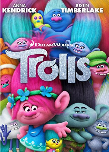 Trolls Movie Poster 18 x 28 Inches