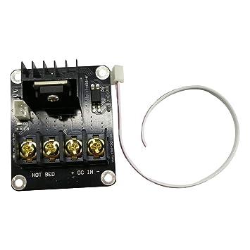 Z.L.FFLZ Piezas de Impresora 3D Módulo de módulo de alimentación ...