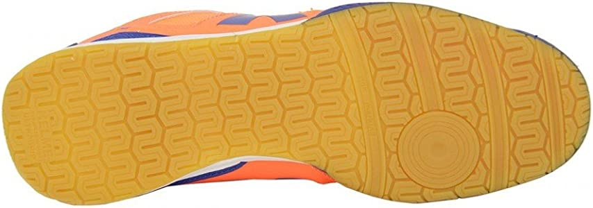 Kelme Zapatilla Feline Lin Naranja-Royal Talla 11,5 USA: Amazon.es ...