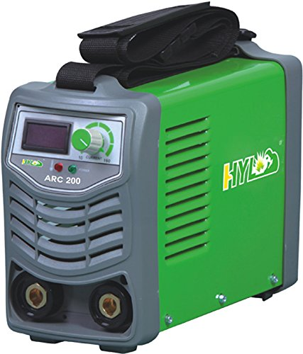 HYL ARC200 Stick Welder - THIS IS A 190 AMP MACHINE THE SIZE OF A LUNCH BOX - 2YR USA WARRANTY WITH USA BASED PARTS AND SERVICE by HYL