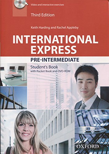 (International Express: Pre-Intermediate: Student's Book Pack)