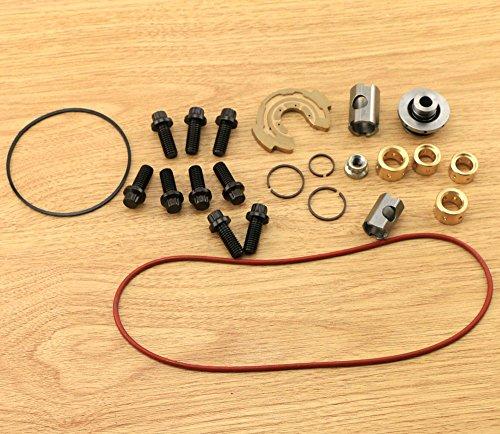 (Turbocharger Rebuild Kit FOR Ford 6.0 L Powerstroke UPGRADED Garrett GT3782VA turbo)