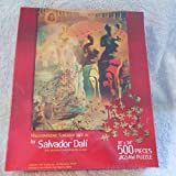 Hallucinogenic Toreador (1969-70) Jigsaw Puzzle by Salvador Dali (500 pieces - 18 x 24) by Puzzles Plus