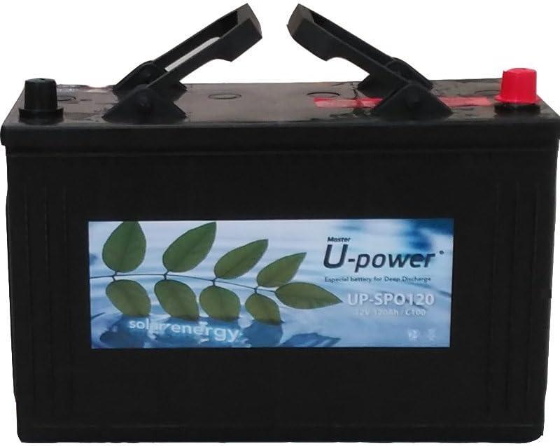 Desconocido Batería Monoblock Plomo Acido 120Ah 12V