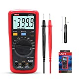 NKTECH TL-1 Screwdriver UNI-T UT136B PLUS Digital Multimeter Auto-range AC DC Voltage Current Capacitance Frequency Resistance Tester Data Hold Meter 3999 Counts