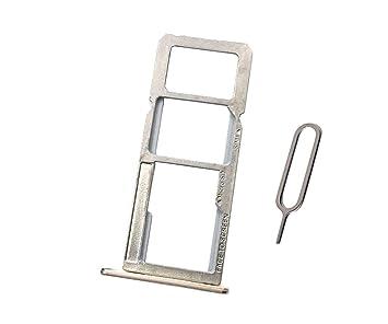 SOMEFUN Doble Nano SIM Tarjeta Bandeja + Micro SD Tarjeta ...