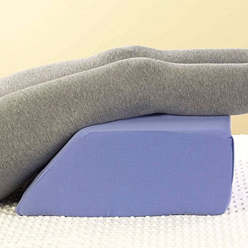 Therapeutic Leg Pillow Elevates Relieves Back Pressure & Joint Muscle (Therapeutic Leg Pillow)