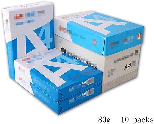 DYFYMX Papel Papel for Impresora láser A4 Papel de fotocopiadora ...