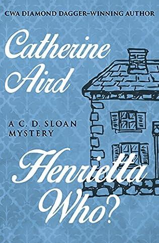 book cover of Henrietta Who?