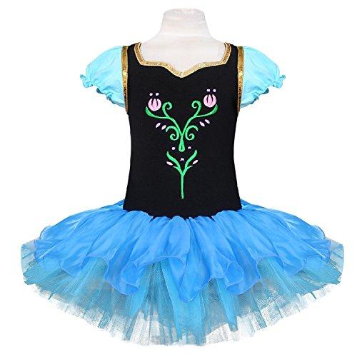 MAXIMGR Princess Ballet Snowflake Dancewear