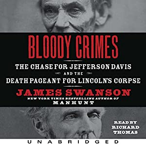 Bloody Crimes Audiobook