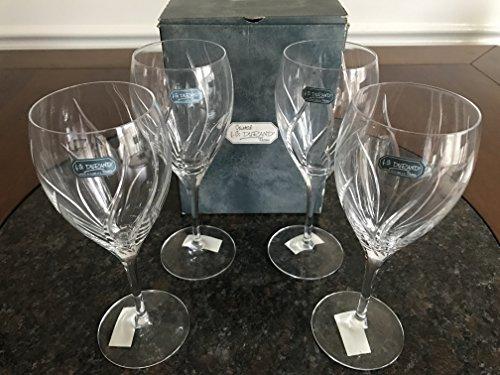 J. G. Durand Agena Cristal Wine Glasses (Set of 4) (7 5/8 in)