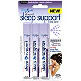 Fast Acting Sleep Support Sleep Aid with Melatonin, Valerian Root and Gaba Oral Spray All Natural Ingredients by NutraSpray. Helps You Fall Asleep In Minutes! …