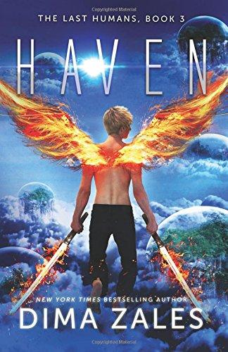 Haven  The Last Humans   Volume 3