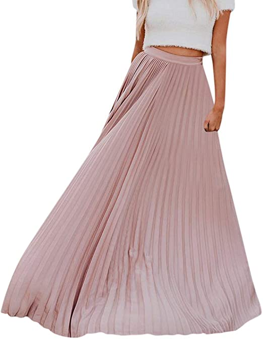 Rawdah_Faldas Mujer Largas Elegantes Faldas Mujer Cortas Verano