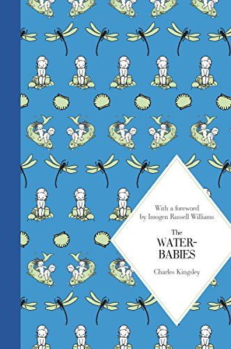 Book cover for The Water Babies