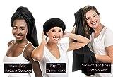 Hair RePear Ultimate Short Hair Towel–Embrace