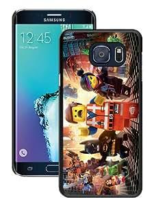 Personalized Custom Samsung Galaxy Note 5 Edge Case,Lego Movie Guardian Of The Galaxy Batman Green Lantern 1 Black Samsung Galaxy Note 5 Edge Phone Case
