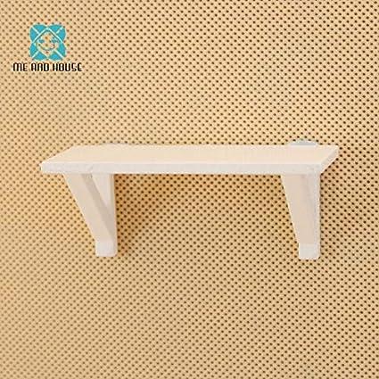 Fabulous Amazon Com Kiartten 1 12 Scale Furniture Mini Wooden Doll Inzonedesignstudio Interior Chair Design Inzonedesignstudiocom