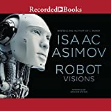 Bargain Audio Book - Robot Visions