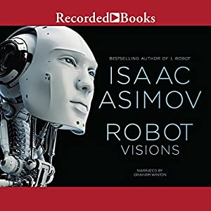 Robot Visions Audiobook