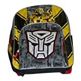 Transformers Dark of the Moon Autobot Backpack Kids Travel Back Pack, Bags Central