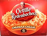 Orville Redenbacher's Gourmet Popping Corn Cheddar Cheese , 6 Bags(Pack of 2)