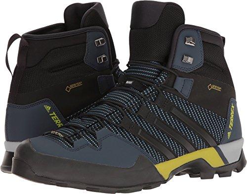 adidas outdoor Mens Terrex Scope High GTX Shoe (8.5 - Core Blue/Black/Col. Navy)